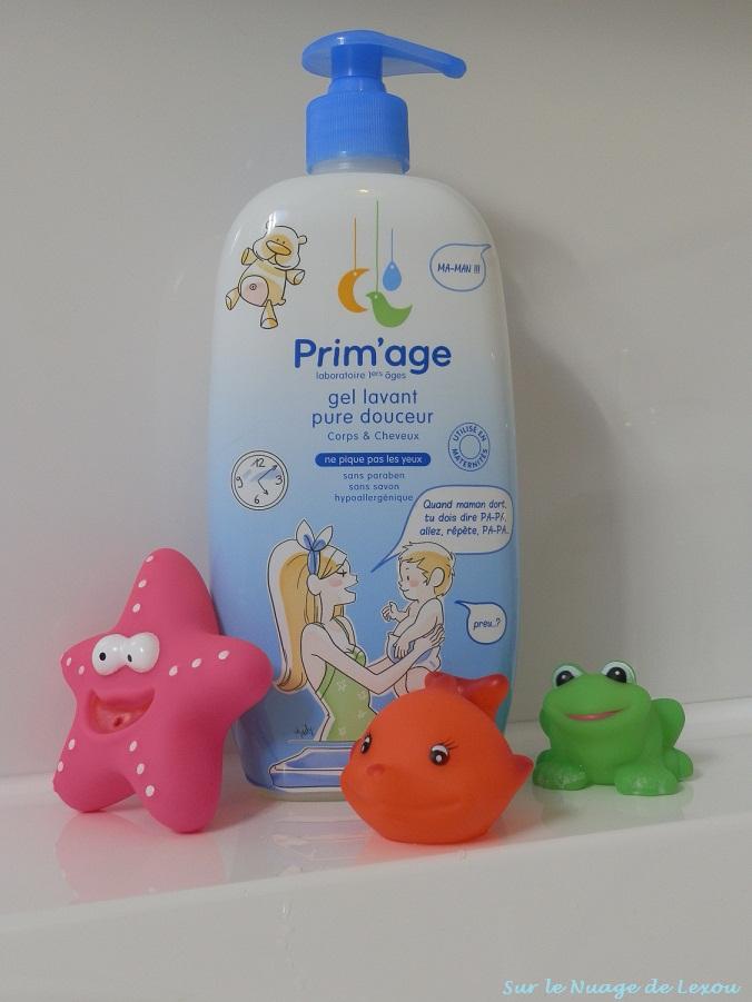 Des bulles de douceur...avec Prim'Age(Giveaway Inside)