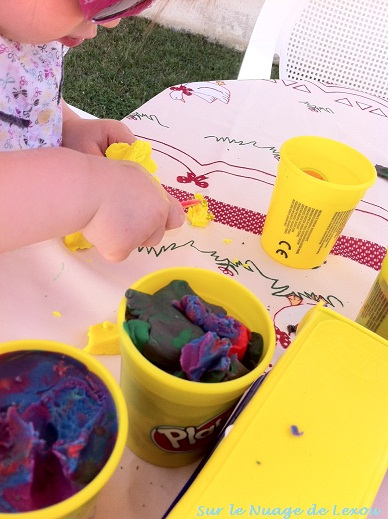 Inventer avec Play-Doh...