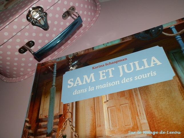 """""""Sam et Julia"""" du bonheur en quelques lignes"""