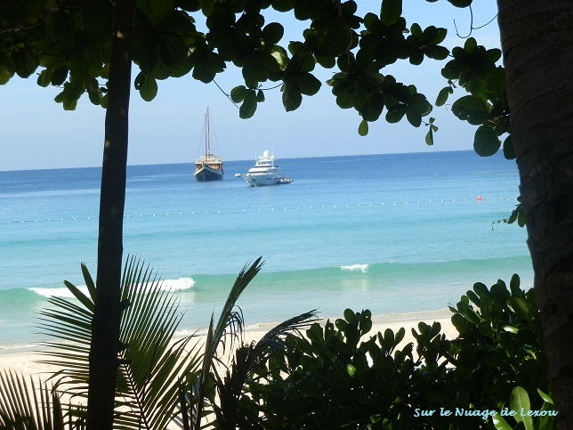 Le paradis en Thaïlande...