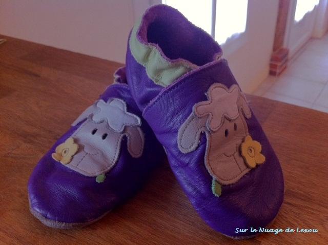 Petits pieds bien chaussés...