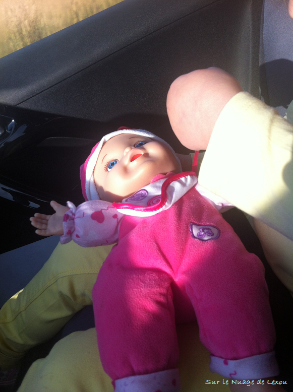 Sa poupée Little Love apprend aussi à évoluer!