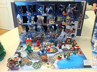 Calendrier Avent Lego City.Nouveautes Lego Noel 2015 Sur Le Nuage De Lexou