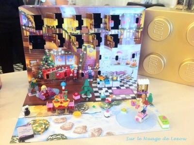 Calendrier Lego Friends 2019.Nouveautes Lego Noel 2015 Sur Le Nuage De Lexou