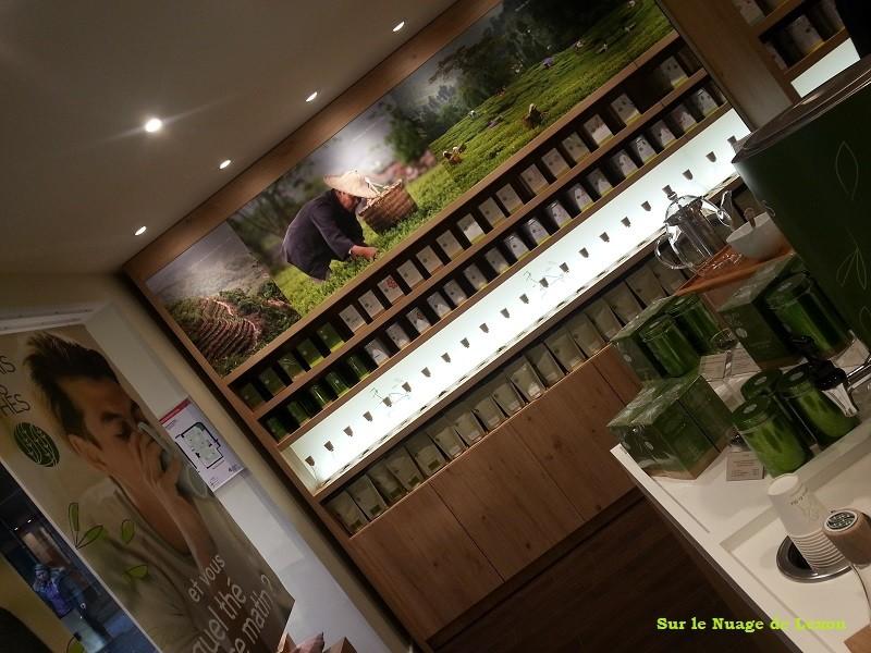 Rouen boutique thés