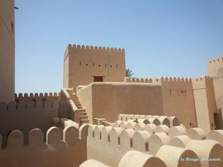 Fort de Nizwa