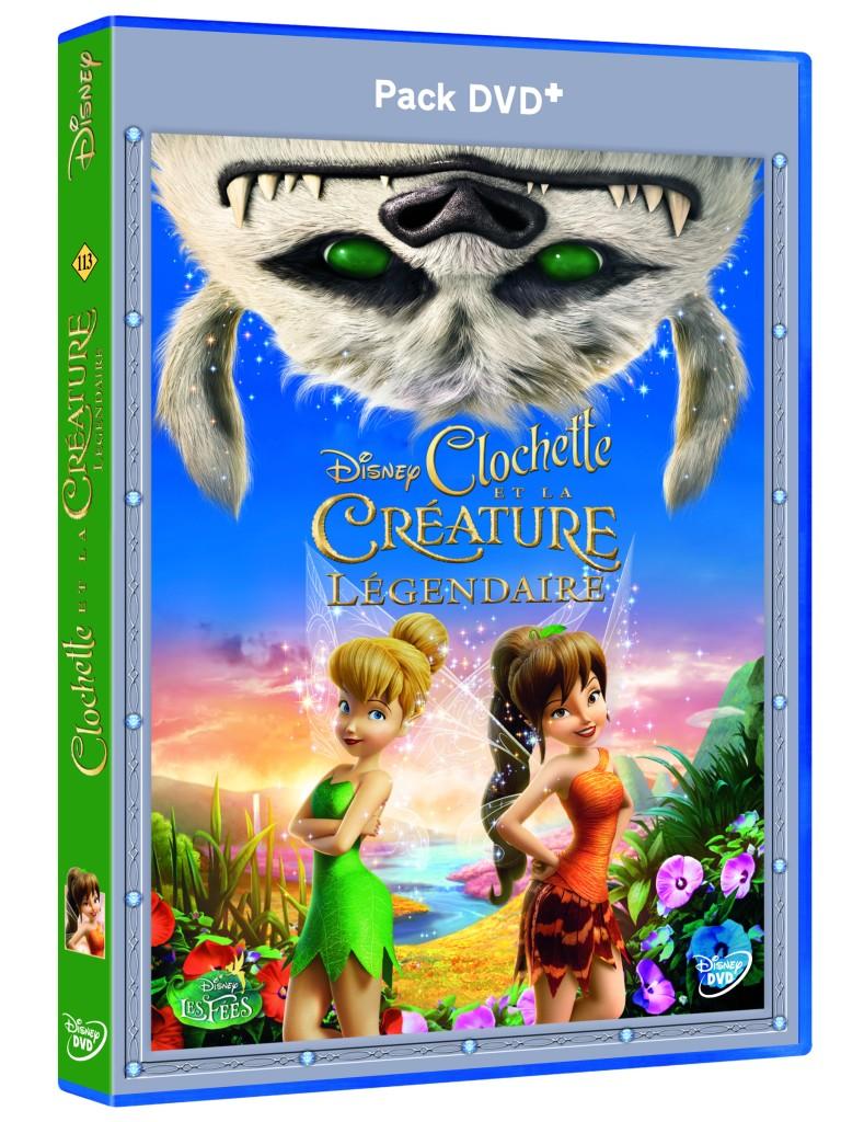 DVD CLOCHETTE