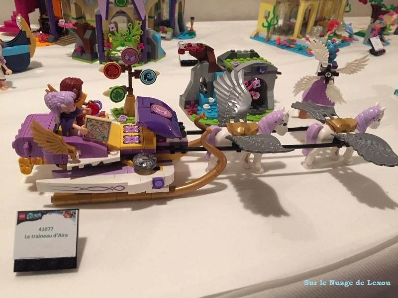 Lego Elves traineaux d'Aira