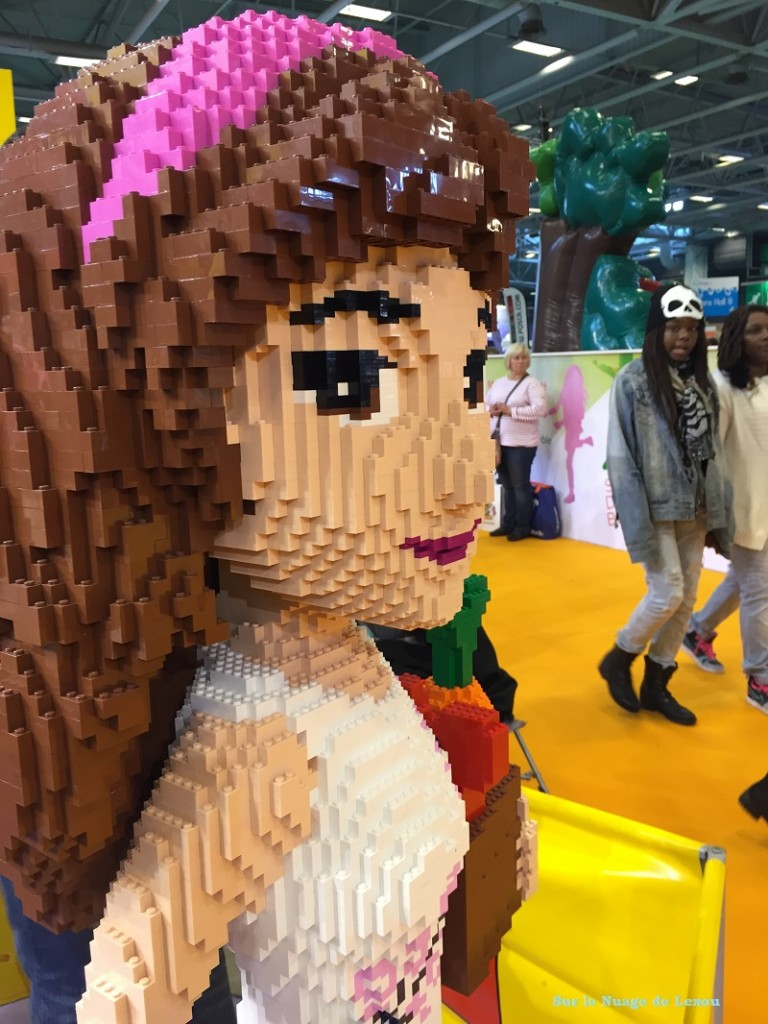 Lego friends géant