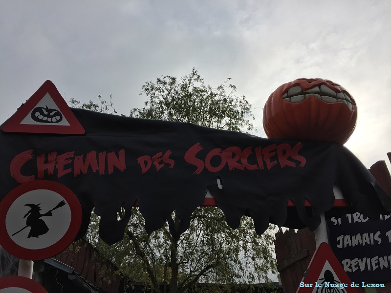 Nationale 7 parc Astérix Halloween