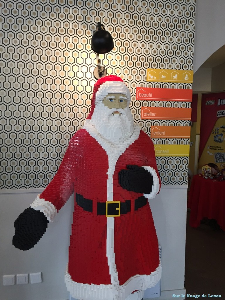 Père Noël Lego