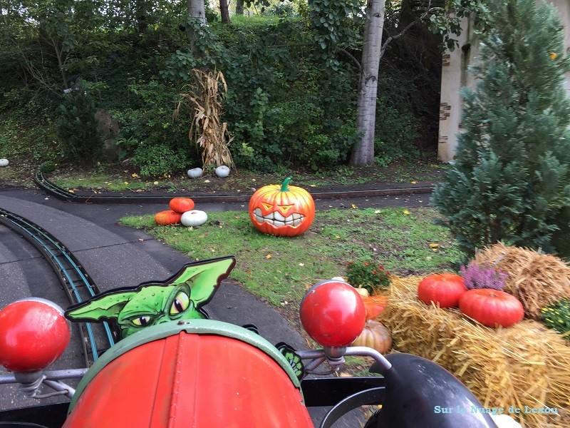 Parc Astérix Halloween