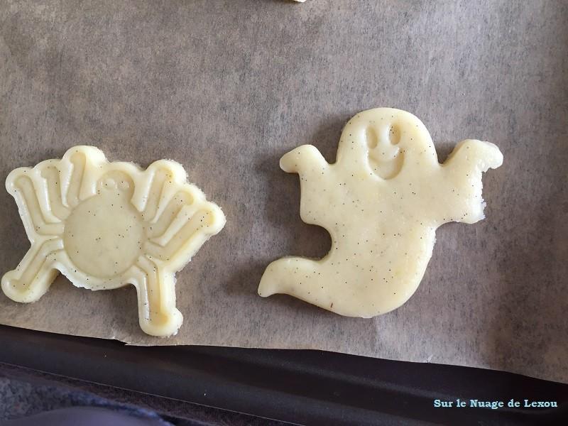 Sablés Scrapcooking Halloween
