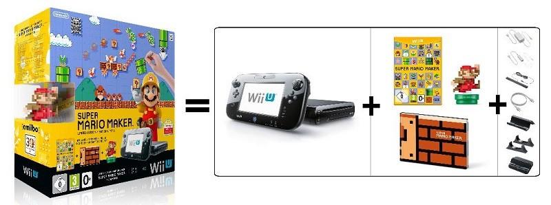 Pack Wii U Mario Bros