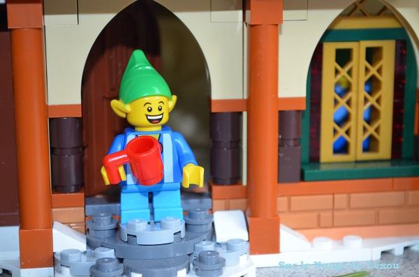 LEGO CREATOR LUTIN