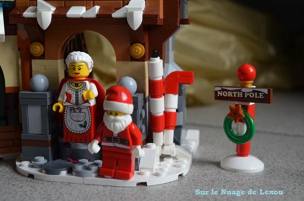 LEGO CREATOR PERE NOEL