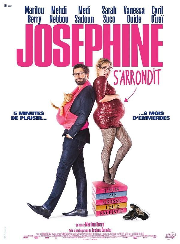 Joséphine S'arrondit_Affiche