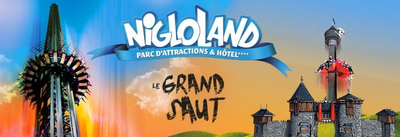 NIGLOLAND LE GRAND SAUT