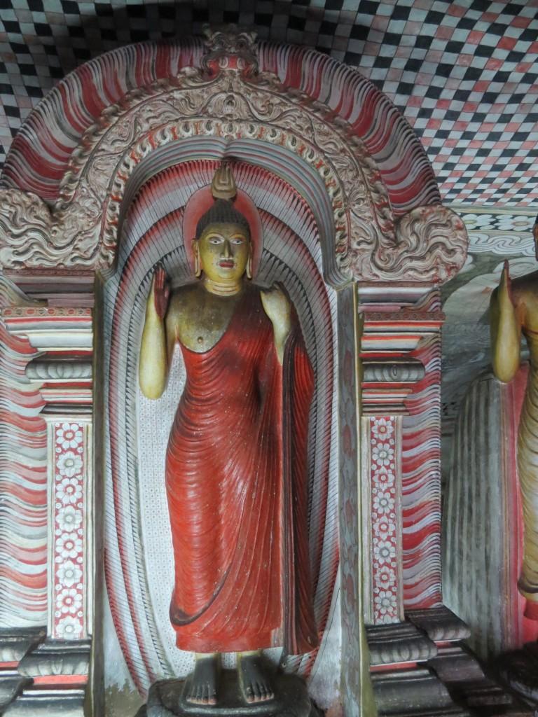 Bouddha Dambulla
