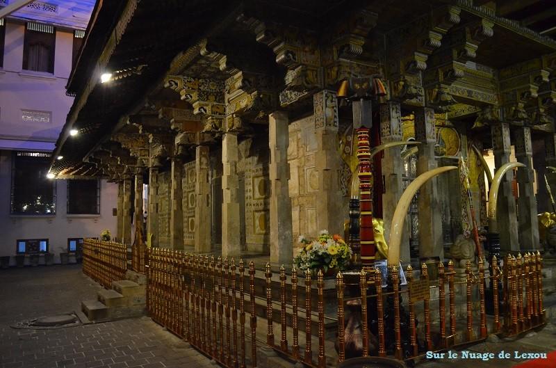 Kandy Temple bouddhiste