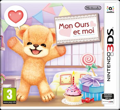 Mon ours et moi 3DS