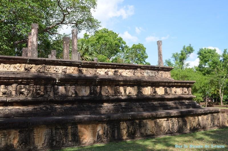Palais Polonnaruwa