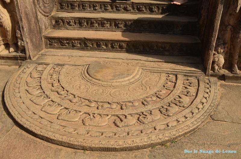 Polonnaruwa vestige