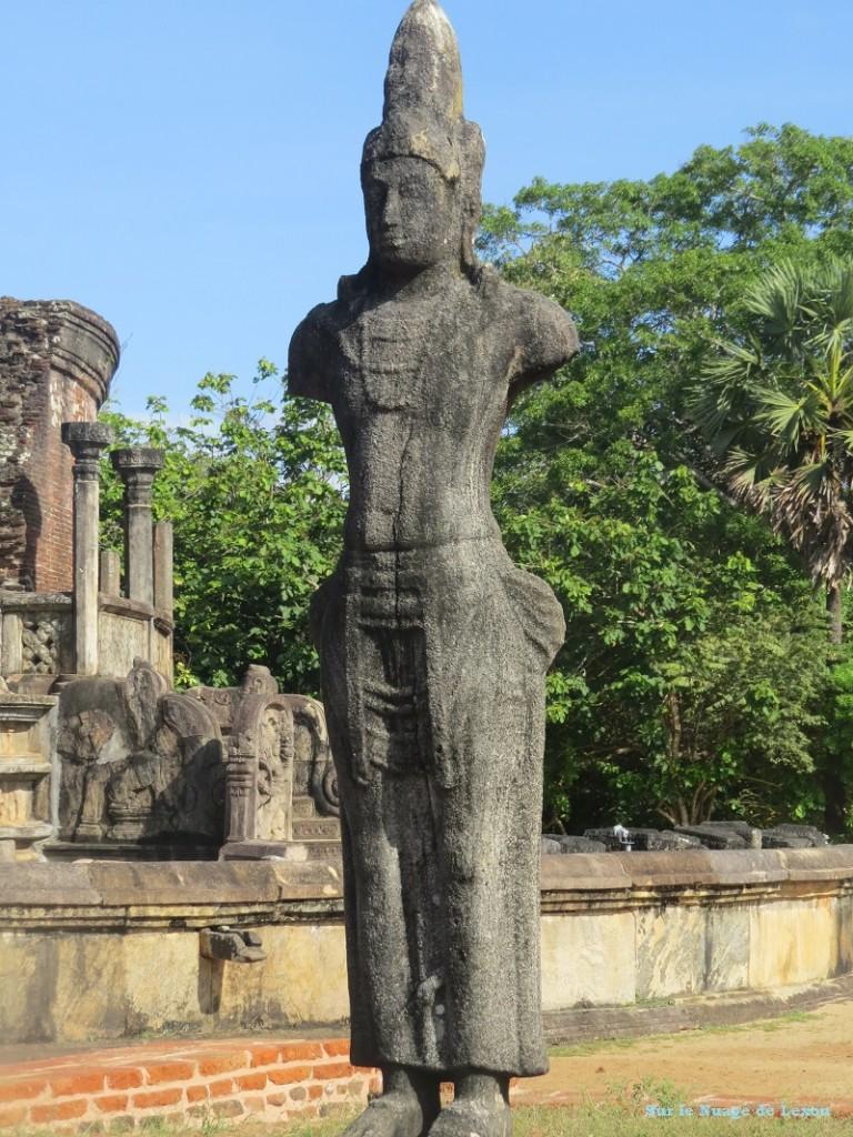 Statue Polonnaruwa