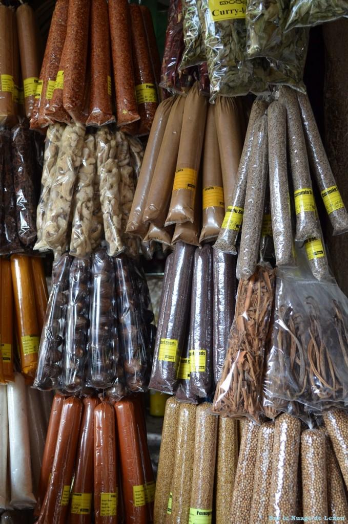 marché Kandy
