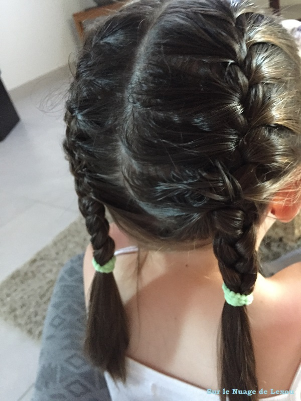 Tresses africaines fille