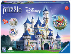 chateau disney ravensburger