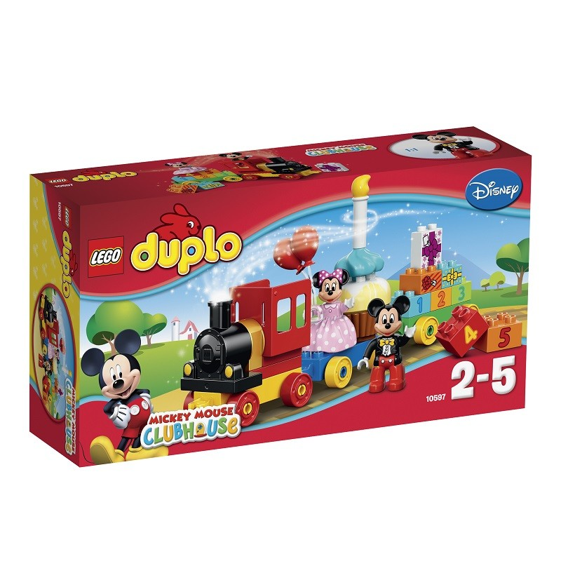 Boîte Minnie Mickey Duplo