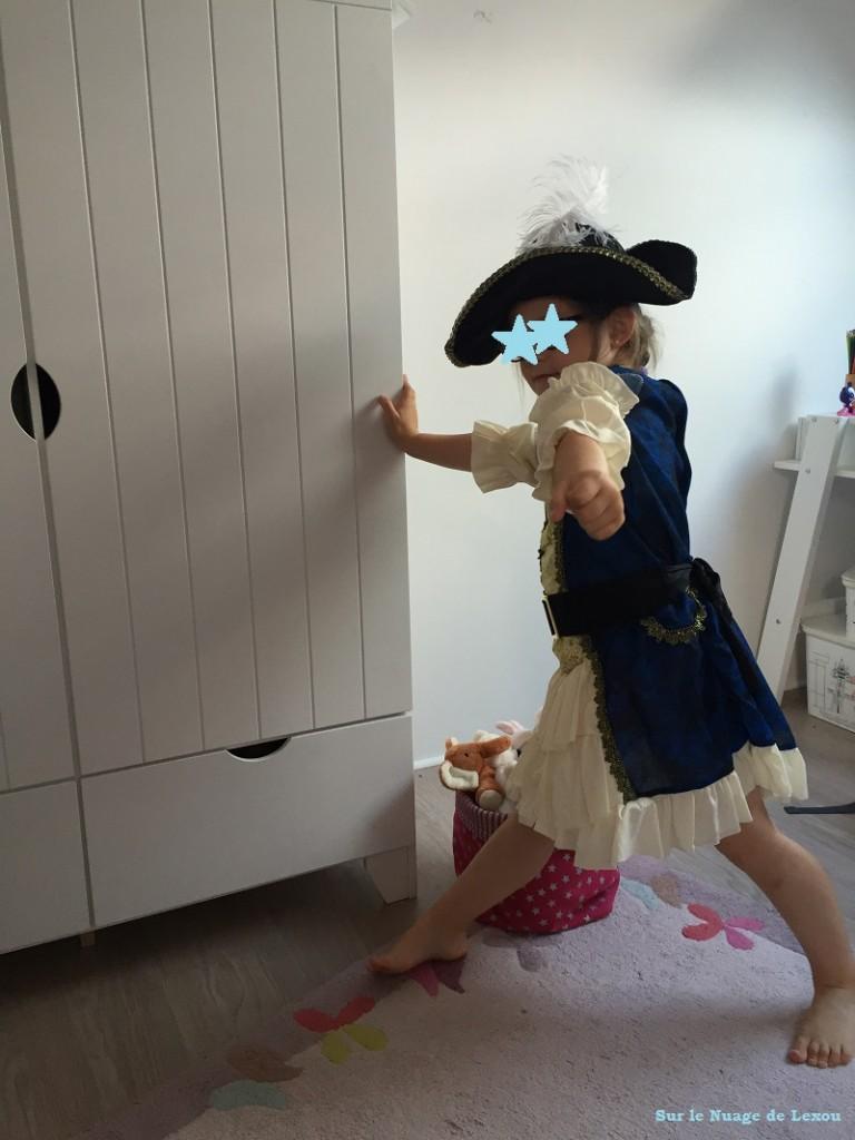 Déguisement Funidelia pirate fille