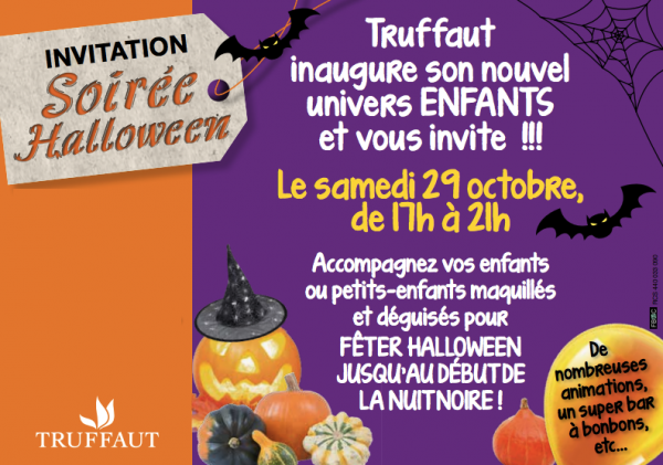 Invit TRUFFY 29oct