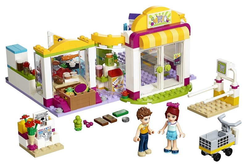 Lego Friends supermarché