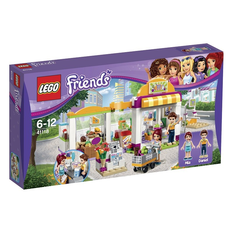 Supermarché Lego Friends