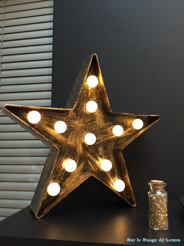 Star Light Super U déco Noël
