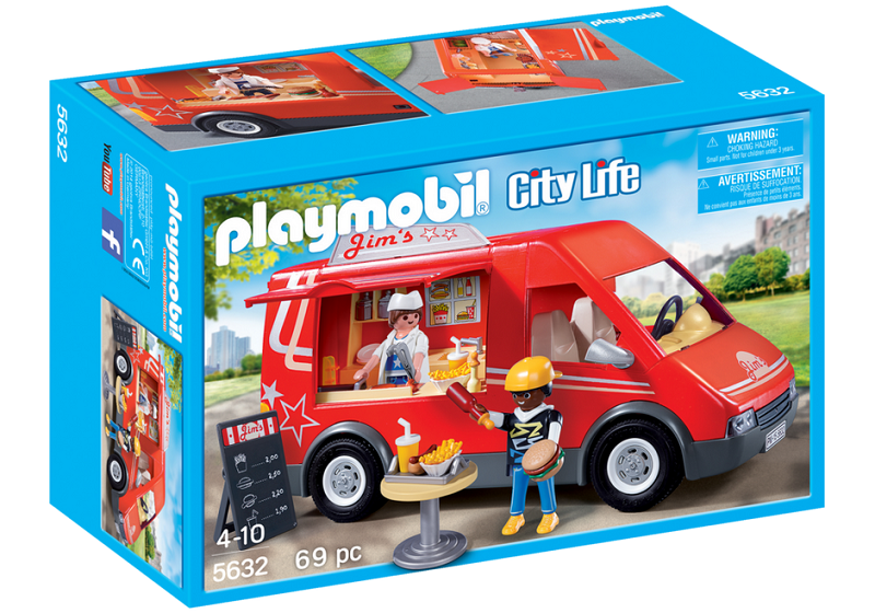 foodtruck playmobil