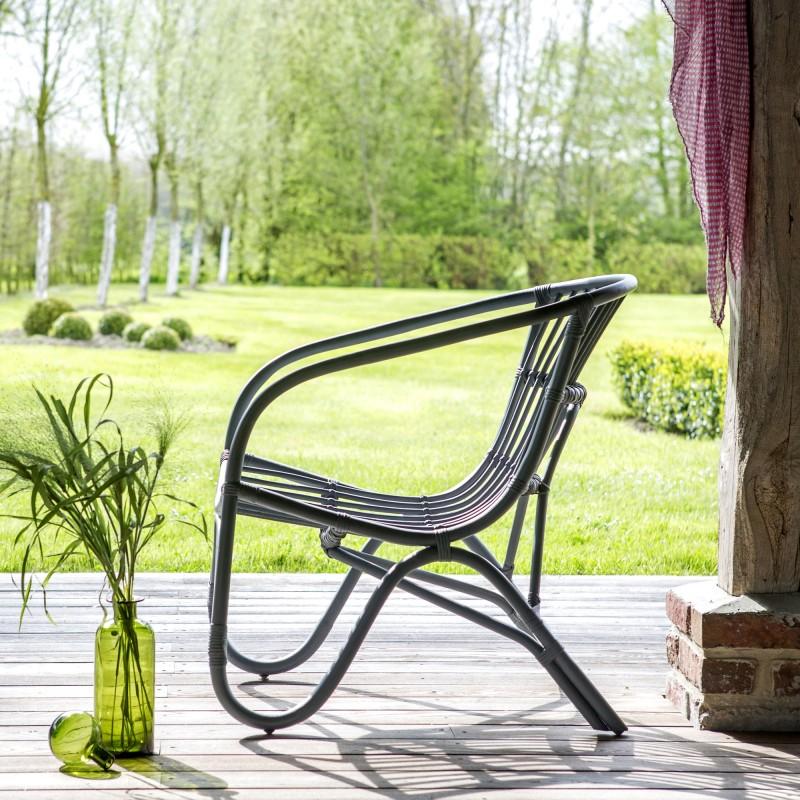 Chaise en rotin Mutine grey-3SUISSES-REF2307215-Prix199euros