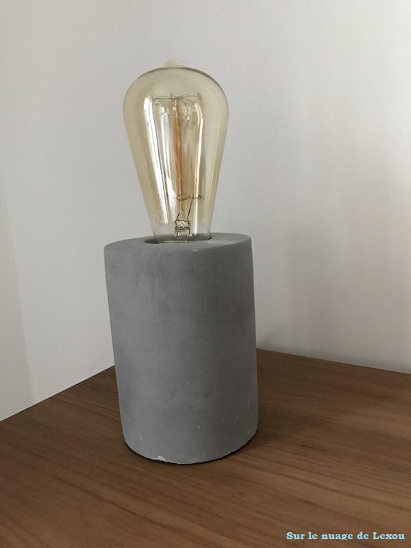 LAMPE AU COIN DES KREATEURS