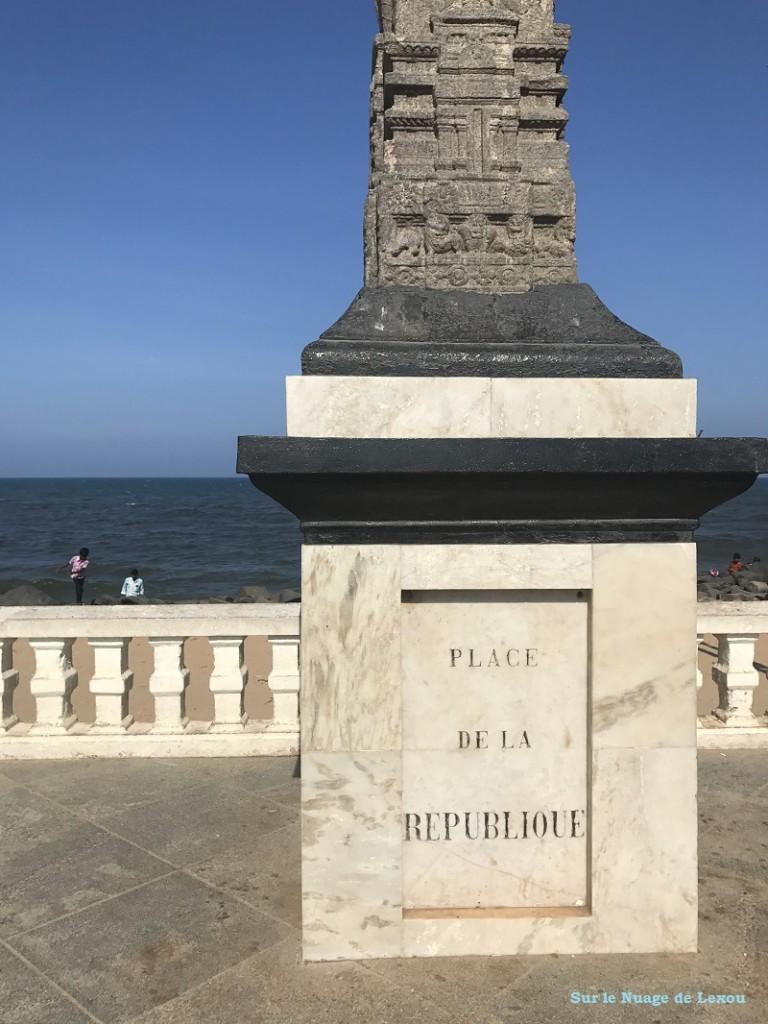 PLACE DE LA REPUBLIQUE PONDICHERY