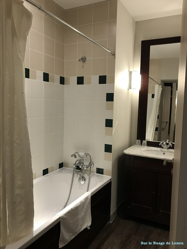 SDB HOTEL TROIS HIBOUX