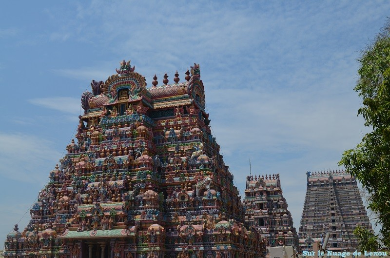 Trichy temple hindou