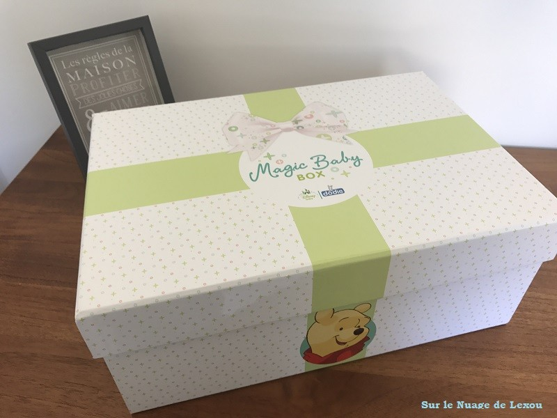MAGIC BABY BOX DODIE