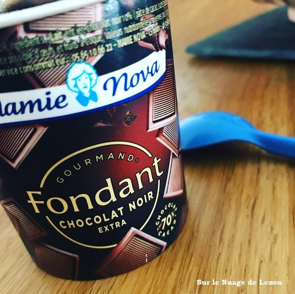 FONDANT CHOCOLAT MAMIE NOVA