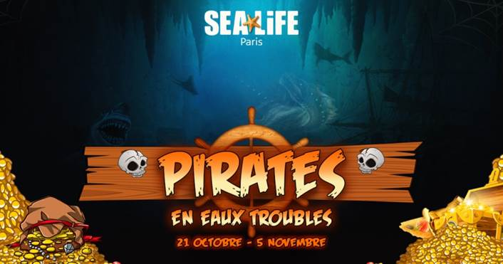 HALLOWEEN A SEALIFE