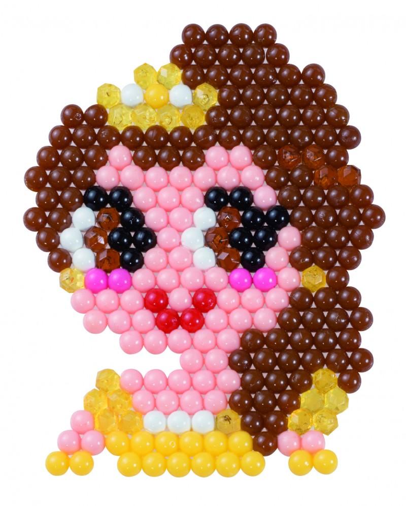 Disney Princess Playset_beads design_belle