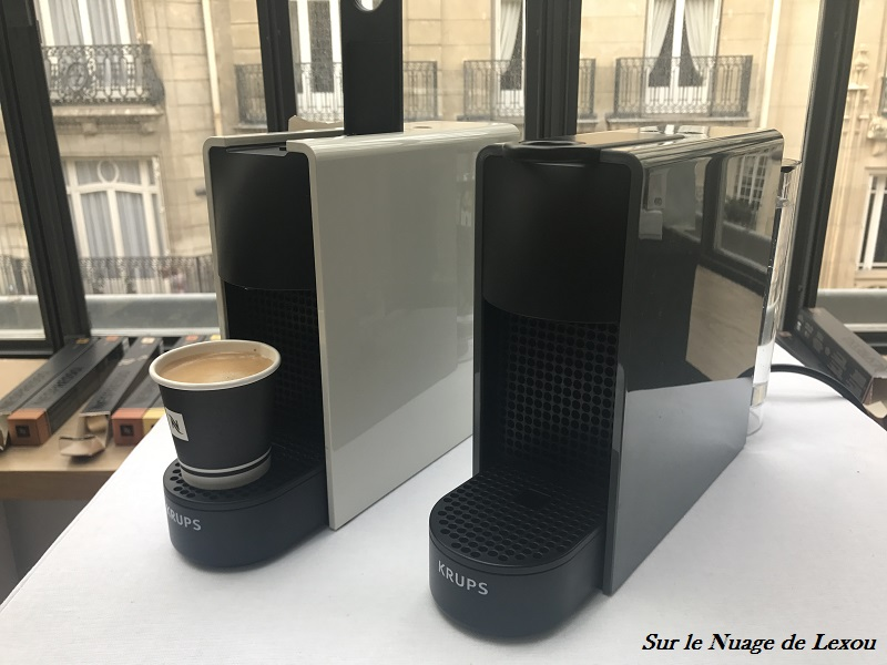 ESSENZA MINI KRUPS NESPRESSO