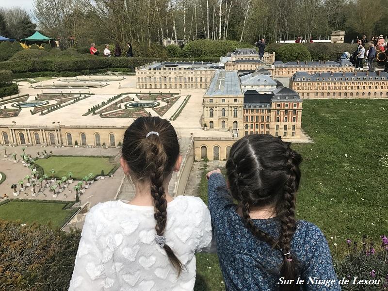Le câateau de Versailles