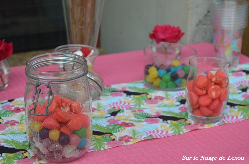 CANDY BAR BAPTEME